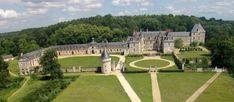 Chateau de Gizeux en Indre et Loire