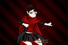 Ruby by: rinmarugames