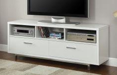 701972 TV Console - White