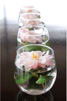Cute wedding vase flower idea, perfect for a cheap wedding on a budget. Use these at your next event at the Camano Center!