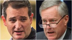 Cruz, Meadows Op-Ed in WSJ Offers Path to Victory on Obamacare Repeal