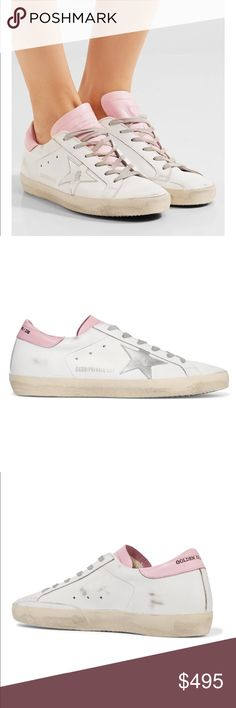 NIB Private Edition Net-A-Porter GGDB Superstar 39 DECIDED TO KEEP AT THIS TIME SINCE THEY ARE SO AWESOME!   Brand new in box, size 39, private edition, $495 and sold out. Golden Goose Shoes Sneakers