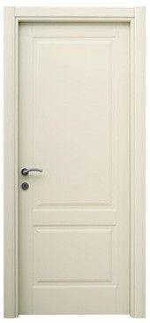 Esta puerta blanca es el tipo de puertas que estan en la casa. Hay una en cada habitación: en el dormitorio, en el baño y en la cocina. Tall Cabinet Storage, Doors, Ideas Para, House, Interiors, Furniture, Decoration, Home Decor, Bathroom Doors