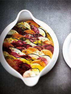 Cookpot de légumes et fruits ! À modifier selon les saisons, mais reste parfaite pour le printemps <3.
