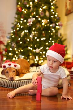 Born For Photography: Baby/Toddler Christmas Photography