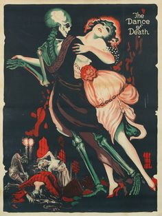 The Dance of Death, 1919 Josef Fenneker