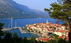 Korcula Croatia...one of the most beautiful countries in the world...who knew?