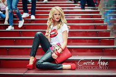 Hannah : Destination Senior Photographer : New York City | Carrie Anne Photography