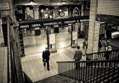 Baker St tube Station