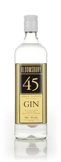 Bloomsbury Lemon Gin