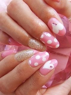 Mix and Match <3    #nails #nailart #beauty