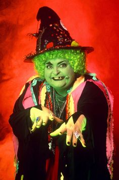 Grotbags. I loved Rod and the Pink Windmill as a child