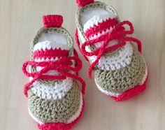 Comfy Sneakers Kittying Crochet Pattern