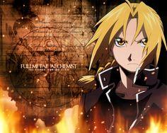 Anime FullMetal Alchemist  Papel de Parede