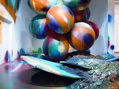 Katharina Grosse #Art