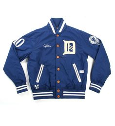 10 Deep Native League Varsity Jacket Dark Blue from 10 Deep Clothing ($100-200) - Svpply