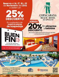 Cop@News informa:  Nosotros también participamos en #ElBuenFin @acacopacabana presente :)  PD. Qué esperas vente de Puentazoo!