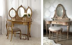 French Dressing Tables: The Secret Ingredient to Chic Bedrooms