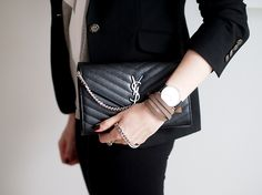 Girly Style: BLACK DETAILS