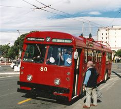 B.U.T No. 80 in Wellington, March 1999