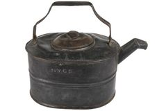New York Central Railroad Water Kettle