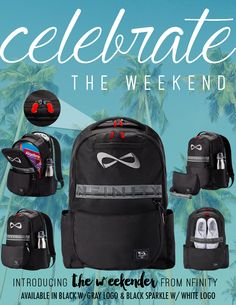 Introducing The Weekender! Celebrate The Weekend.