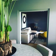 #humpday #afternoon #vignette #lounge #seating #grey #marble #green #homemaking #interior #interiordesign