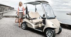 The Street Legal Garia Monaco - Garia Luxury Golf Car