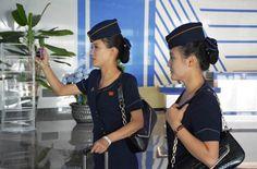 Air Koryo Cabin crew