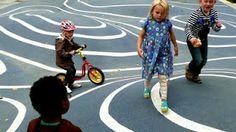 Südliche Lohmühleninsel - Archkids. Arquitectura para niños. Architecture for kids. Architecture for children.