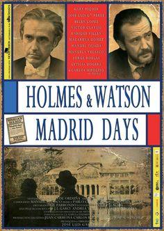 Holmes & Watson - Madrid Days. Haz click en la imagen para comprar las entradas.