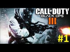 Call of Duty Black Ops 3 walktrough #1 ITA [FULLHD]