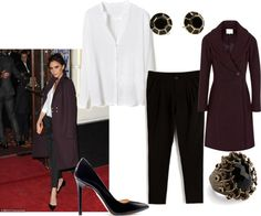 Get Victoria Beckham's chic look for less!