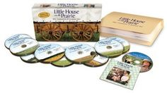 Little House on the Prairie Complete DVD Series