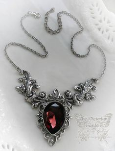 Gothic jewellry.  Do you actually need to stand out from the crowd and allow your own character shine through?