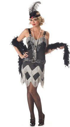 2ed82e2b30a0e (Limited Supply) Click Image Above: Charleston Cutie Flapper Costume - Flapper  Costumes