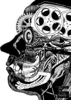 Illustration | -::[robot:mafia]::- .ılılı. electronic beats ★ visual art .ılılı.