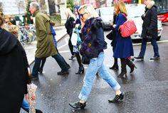 Francesca Burns :: Marc Jacobs jacket