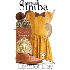 """""""Simba"""" by lalakay on Polyvore"""