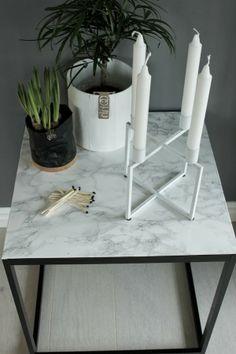 DIY; Marmor bord