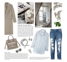"""""""I want to talk about what happened without mentioning how much it hurt. There has to be a way. To care for the wounds without reopening them. To name the pain without inviting it back into me."""" by iiina ❤ liked on Polyvore featuring Iris & Ink, By eLUXE, Anja, Strategia, Balenciaga, Hermès, Givenchy, DANNIJO and Sisley"""