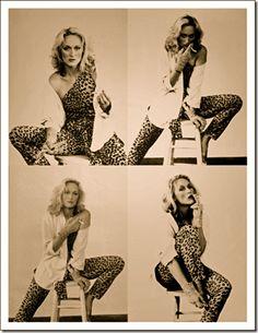 Meryl Streep | 70s contact sheet