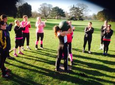 Coaching by Wales Strongest Woman - Lisa James! She was so cool and ridiculously strong!