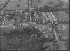 Aerial View 1960's