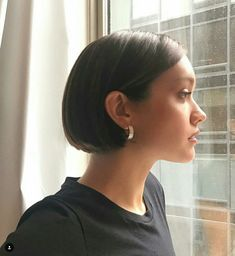 Looking for the best way to bob hairstyles 2019 to get new bob look hair ? It's a great idea to have bob hairstyle for women and girls who have hairstyle way. You can get adorable and stunning look with… Continue Reading → Medium Bob Hairstyles, Hairstyles Haircuts, Straight Hairstyles, Bob Haircuts, Pelo Guay, Short Hair Cuts, Short Hair Styles, Short Bob Thin Hair, Short Blunt Bob
