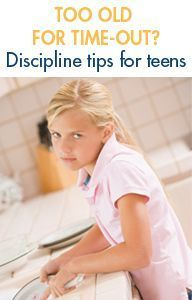 How To Discipline Older Children & Teens - Becoming