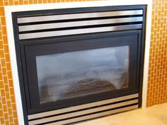 Amazing How To Clean Your Fireplace Glass (And Help It Look New Again) Time To