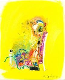 Burning Stroke by Soile Yli-Mäyry Dance Art, Life Is Beautiful, Finland, Hong Kong, Painters, Outdoor Decor, Inspiration, Yellow, Google