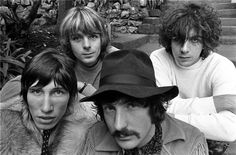 Pink Floyd, California, 1967, por Baron Wolman.