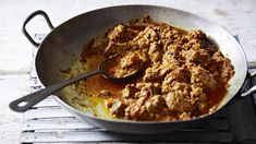 Aromatic beef curry - used the spice blend for a beef stew with hard cider